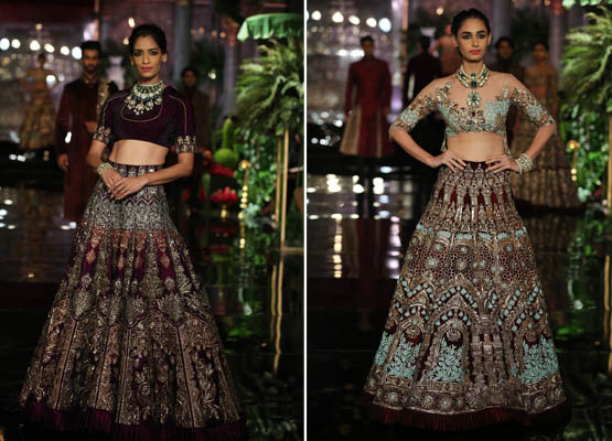 Image result for Manish Malhotra India Couture Week 2016