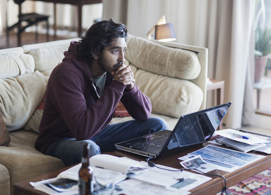 Lion Makes Dev Patel Look Good - Global Fashion Street