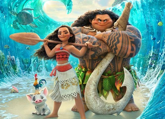 Take a sneak peek of Moana - Global Fashion Street