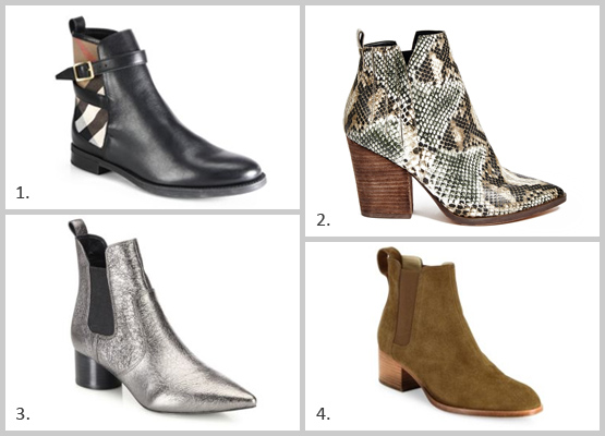 Five must have shoes for this Fall - Global Fashion Street