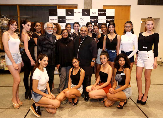 16 new faces for upcoming AIFW A/W '17 16 new faces for upcoming AIFW A/W '17 - Global Fashion Street