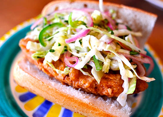 Coleslaw sandwiches- reinvented and revised - Global Fashion Street