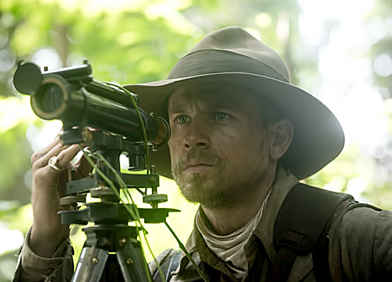 The Lost City of Z – story of Percy Fawcett - Global Fashion Street