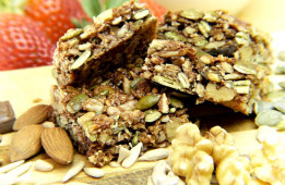 Your Guide to Granola Bar- Make Your Own Energy Bar In ten MINI steps