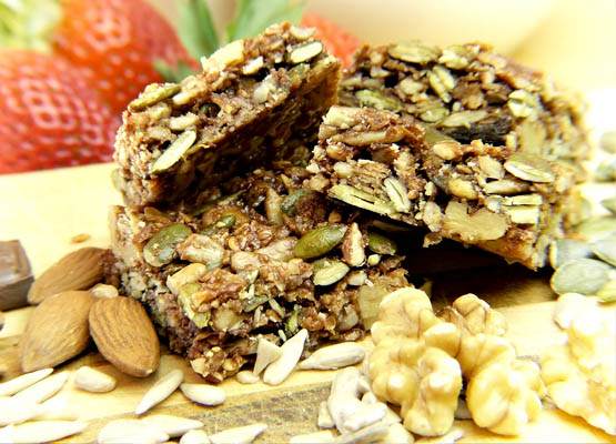 Make Your Own Energy Bar In ten MINI steps - Global Fashion Street