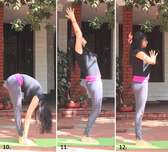 Learn the Right Way to Do the Suryanamaskar- It Is Important To Understand the Science behind This Very Ancient Technique - Global Fashion Street