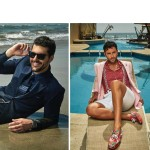 Mexican Fashion Photographer Stefano Rafael shoots for Aldo Conti Summer '17 Cotton Collection for Men - Global Fashion Street