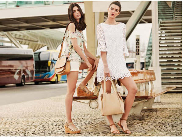 The story of two BFFs- Spring Summer 2017 Summertime Stories - Global Fashion Street