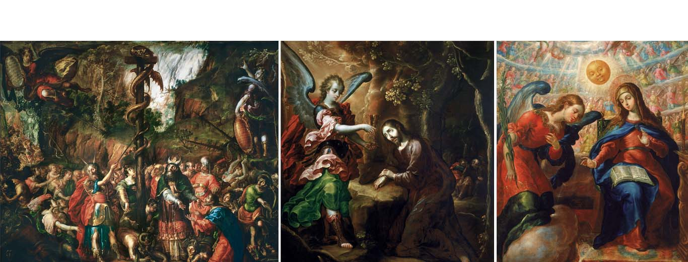Cristóbal de Villalpando: Mexican Painter of the Baroque