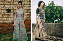 Beauty and Beads – Preview the Latest Purvi Doshi Collection at the Bangalore Fashion Week' 2017