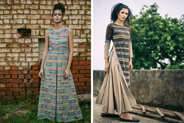 Beauty and Beads – Preview the Latest Purvi Doshi Collection at the Bangalore Fashion Week' 2017 - Global Fashion Street