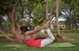 Move A Step Closer To Balancing Your Mind Is By Practicing Natarajasana Or Dancing Shiva Pose