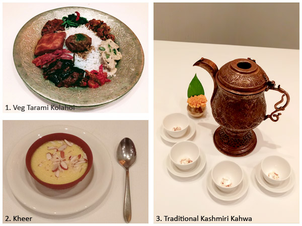 Kolahoi it is if you are looking for authentic Kashmiri cuisine in New Delhi - Global Fashion Street