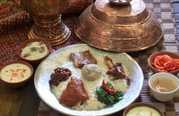 Kolahoi it is if you are looking for authentic Kashmiri cuisine in New Delhi