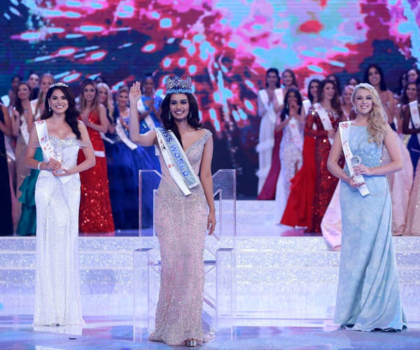 This is how Manushi Chillar Miss World 2017 prepared herself - Rita Gangwani her mentor gives us an insight - Global Fashion Street