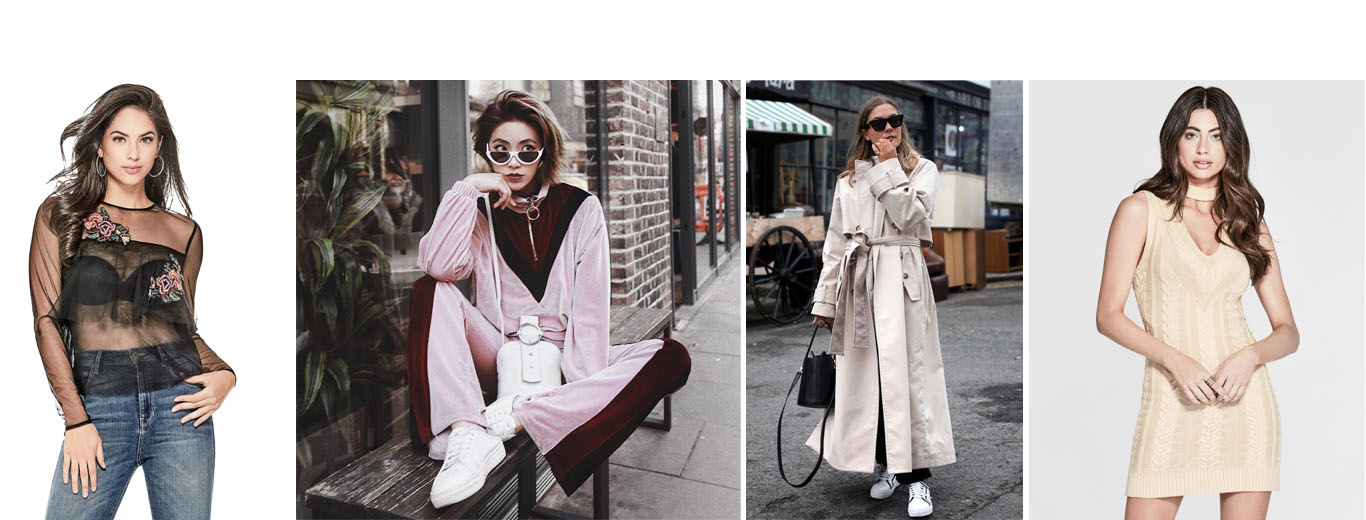 The Different Kinds of Women's Street Fashion Style