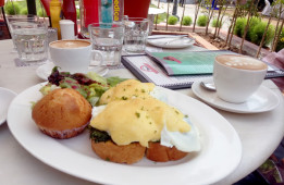 Eggs Glamorized- Egg Fest at All American Diner + 3 new recipes