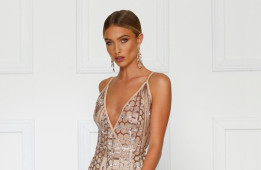 How and Where to Wear Sheer Dresses this Season