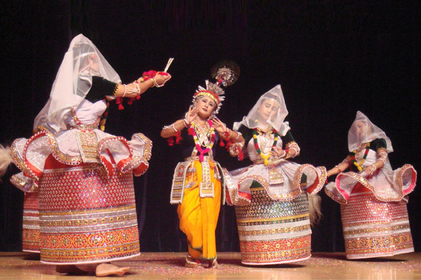 India International Centre Annual Festival celebrates North East Art and Culture this year - Global fashion Street