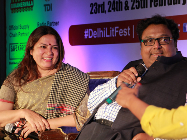 Delhi Literature Festival  8th – 10th February, 2019  Dilli Haat - Global Fashion Street