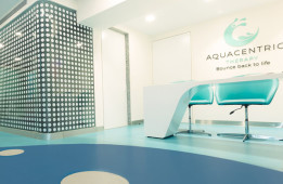 Discover the new technique –  it's time for Aqua therapy