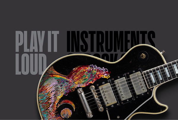 Play It Loud- Instruments of Rock & Roll in a Major Exhibition at The Met - Global Fashion Street