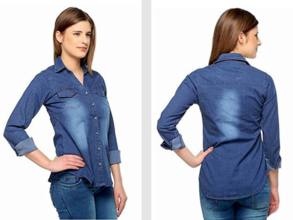 Dress Your Denims Right- 5 Styles to Up Your Denim Quotient - Global Fashion Street
