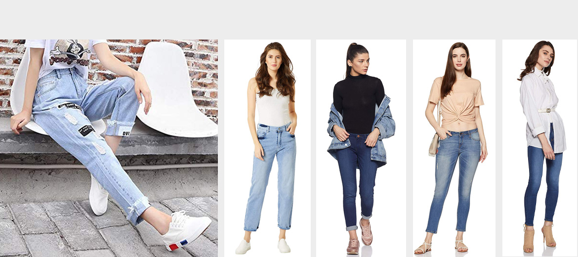 Dress Your Denims Right- 5 Styles to Up Your Denim Quotient