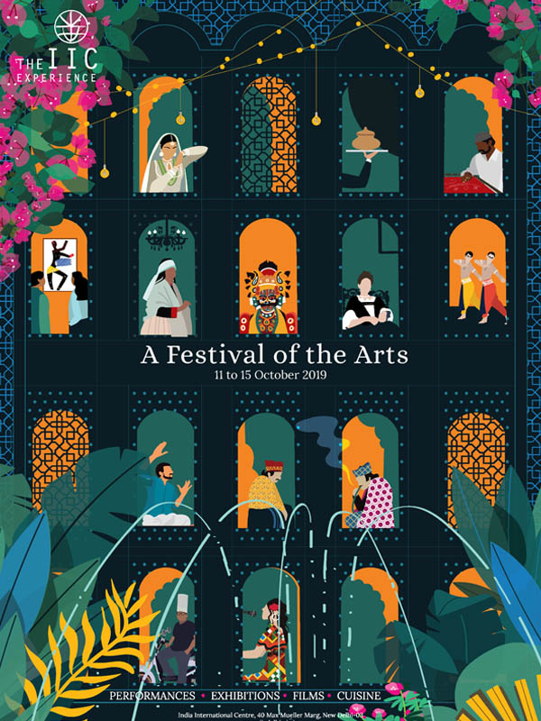 The IIC Experience: A Festival of the Arts - Global Fashion Street