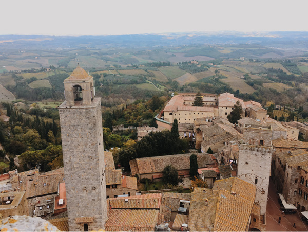 The complete guide to San Gimignano - Global Fashion Street